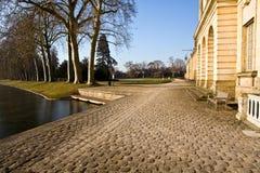 Park Fontainbleau Stock Afbeeldingen