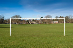 Park football in England Stock Images