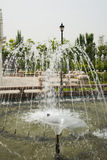 Park fountain Royalty Free Stock Images