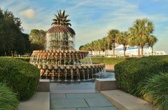 Park fountain Royalty Free Stock Photo