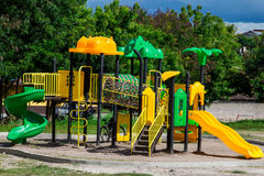 Park game Royalty Free Stock Photo