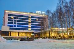 Park-Gasthaus Lizenzfreies Stockfoto
