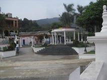 Park gelegen in Esquipulas, Chiquimula Stockfoto