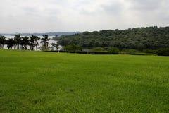 Park Guarapiranga Brasilien Stockbilder