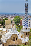 Park Guel,Barcelona,Spain Stock Images