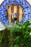 Park Guell Royalty-vrije Stock Fotografie