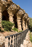 Park Guell Royalty Free Stock Photo