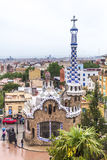 Park Guell Stock Afbeelding