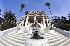 Park Guell ,Barcelona Stock Images
