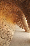 Park Guell - Barcelona Royalty Free Stock Photography