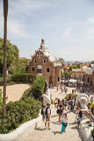 Park Guell, Barcelona Royalty Free Stock Image