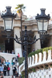 Park guell barcelona spain Royalty Free Stock Photo