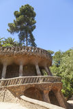 Park guell Stock Image