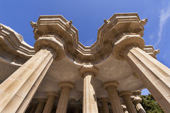 Park Guell Royalty Free Stock Photos