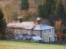 Park-Häuschen, Sarratt-Unterseite, Hertfordshire stockbilder
