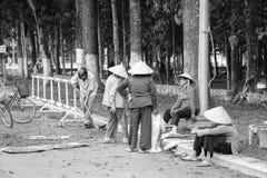 Park in Hanoi Stock Images