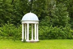 Park of Hmelita. Museum-Estate of A. S. Griboedov in Vyazma, Smolensk region Russia.  royalty free stock image