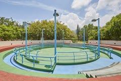 park hong kongu Obraz Royalty Free