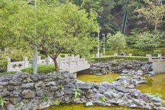 park hong kongu Zdjęcie Royalty Free