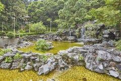 park hong kongu Fotografia Royalty Free