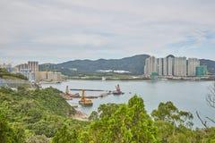park hong kongu obrazy stock