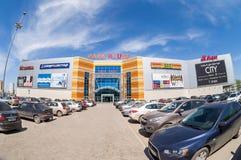 Park House Samara Mall Stock Photo