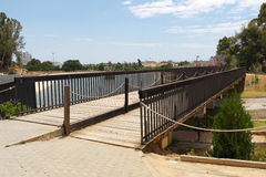 Park of Huelva Stock Image