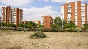 Park of Huelva Royalty Free Stock Photography