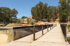 Park of Huelva Royalty Free Stock Photo