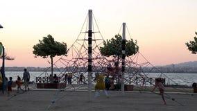 Park i dzieci zdjęcie wideo