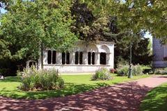 Park i ogród Zdjęcia Royalty Free