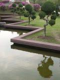 Park i Woda Obrazy Stock