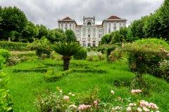 Park im Curia; Tamengos; Anadia; Portugal Lizenzfreies Stockbild