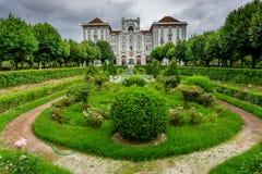 Park im Curia; Tamengos; Anadia; Portugal Lizenzfreie Stockbilder
