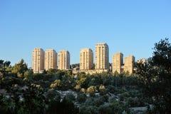 Park in Jerusalem Royalty Free Stock Photo