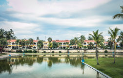 Park josone in varadero. Cuba Royalty Free Stock Photos