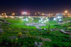 Park kamienie, Donetsk 2012 zdjęcia royalty free