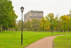 Park Kurakina Dacha early autumn. Stock Photography