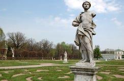 Park in Kuskovo, Estate of the Sheremetev family Royalty Free Stock Photography