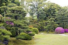 Park in Kyoto Stock Foto's
