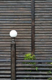 Park lamp Stock Images