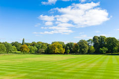 Park landscape Royalty Free Stock Photography