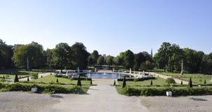 Park landscape from Sanssouci in Potsdam,Germany Stock Image