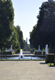 Park landscape from Sanssouci in Potsdam,Germany stock photography