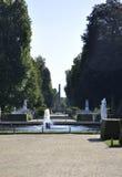 Park landscape from Sanssouci in Potsdam,Germany Stock Photography