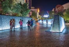 The Park Las Vegas Royalty Free Stock Photos