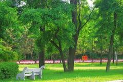 Park Stock Image