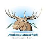 Park logo Royalty Free Stock Photos
