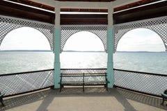 Park los angeles Punta w Cienfuegos, Kuba Fotografia Stock