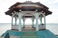 Park los angeles Punta w Cienfuegos, Kuba Zdjęcie Stock